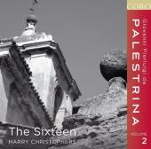 Album artwork for Palestrina Edition vol.2 / The Sixteen