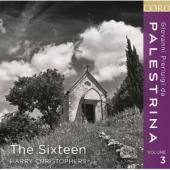Album artwork for Palestrina Edition vol. 3 / The Sixteen