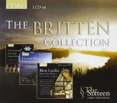 Album artwork for The Britten Collection / The Sixteen, Christophers
