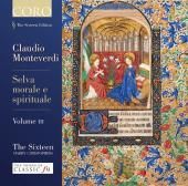 Album artwork for Monteverdi: Selva morale e spirituale, Vol. III