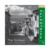 Album artwork for Palestrina Edition vol. 4 / The Sixteen