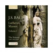 Album artwork for J.S. Bach: Lutheran Masses, Volume I