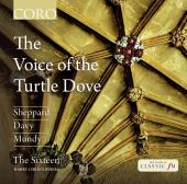 Album artwork for The Voice of the Turtle Dove / The Sixteen
