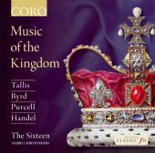 Album artwork for Music of the Kingdom / The Sixteen