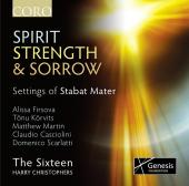 Album artwork for Spirit, Strength & Sorrow / the Sixteen