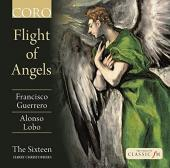 Album artwork for Flight of Angels - Guerrero & Lobo / Sixteen