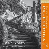 Album artwork for Palestrina vol.6 / Sixteen, Christophers