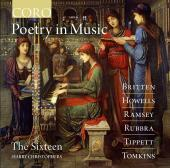 Album artwork for Poetry in Music / The Sixteen