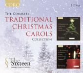 Album artwork for The Complete Christmas Carols / The Sixteen