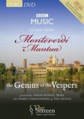 Album artwork for Monterverdi in Mantua (Special Edition) CD & DVD