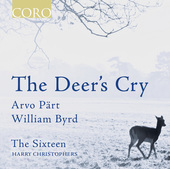 Album artwork for The Sixteen: The Deer's Cry - Part, Byrd