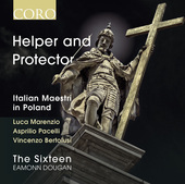 Album artwork for Helper and Protector - The Sixteen