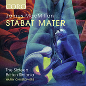 Album artwork for James Macmillan: Stabat Mater