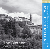 Album artwork for Palestrina, Vol. 7 / The Sixteen