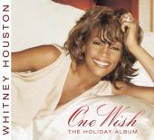 Album artwork for Whitney Houston - One Wish The Holiday Album
