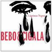 Album artwork for Bebo Valdes & El Cigala: Lagrimas Negras