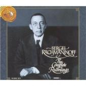 Album artwork for RACHMANINOFF: HIS COMPLETE RECORDINGS