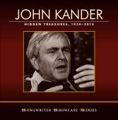 Album artwork for John Kander: Hidden Treasures, 1950-2015
