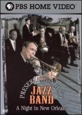 Album artwork for Preservation Hall Jazz Band: A Night in New Orlean