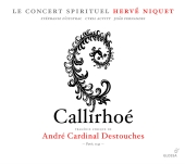 Album artwork for DESTOUCHES: CALLIRHOE  / NIQUET