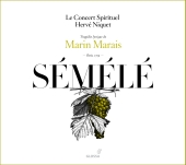 Album artwork for Marais: Semele