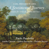 Album artwork for A Sentimental Journey