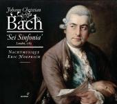 Album artwork for J.C. Bach: Six Sinfonia