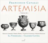 Album artwork for Cavalli: Artemisia
