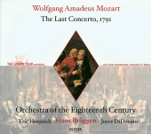 Album artwork for LAST CONCERTO, THE