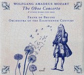Album artwork for Mozart: Oboe Concerto & Other Works with Oboe