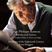Album artwork for Rameau: Orchestral Suites / Bruggen