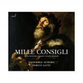 Album artwork for Mille Consigle - 17th Century Italian Violin Sonat