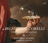 Album artwork for Corelli: The Assisi Sonatas / Gatti