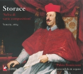 Album artwork for Storace : 'SELVE DI VARIE COMPOSITIONI'
