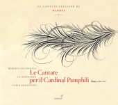 Album artwork for Handel: Le Cantate per il Cardinal Pamphili - I