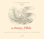 Album artwork for ITALIAN CANTATAS VOL.IV - AMINTA E FILLIDE