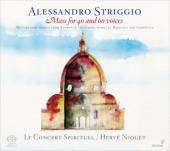 Album artwork for Alessandro Striggio: Mass for 40 and 60 voices