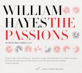Album artwork for Hayes: The Passions - An Ode for Music
