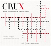 Album artwork for Crux - Parisian Easter Music from 13th & 14th C.