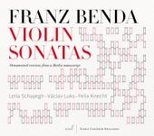 Album artwork for Franz Benda: Violin Sonatas