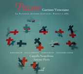 Album artwork for Veneziano: Passio