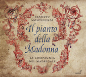 Album artwork for Monteverdi: Il pianto della Madonna