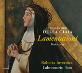 Album artwork for della Ciaia: Lamentationi