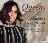 Album artwork for Queens / Roberta Invernizzi