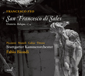Album artwork for Feo: San Francesco di Sales / Biondi