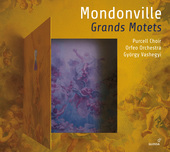 Album artwork for Mondonville: Grands Motets