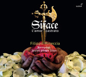 Album artwork for Siface: L'amor castrato
