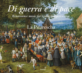 Album artwork for Di guerra e di pace: Renaissance Music for Winds &