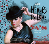 Album artwork for Heroes in Love / Sonia Prina