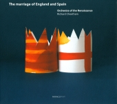 Album artwork for Marriage of England and Spain